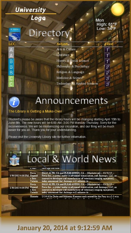 University-Library-Slide