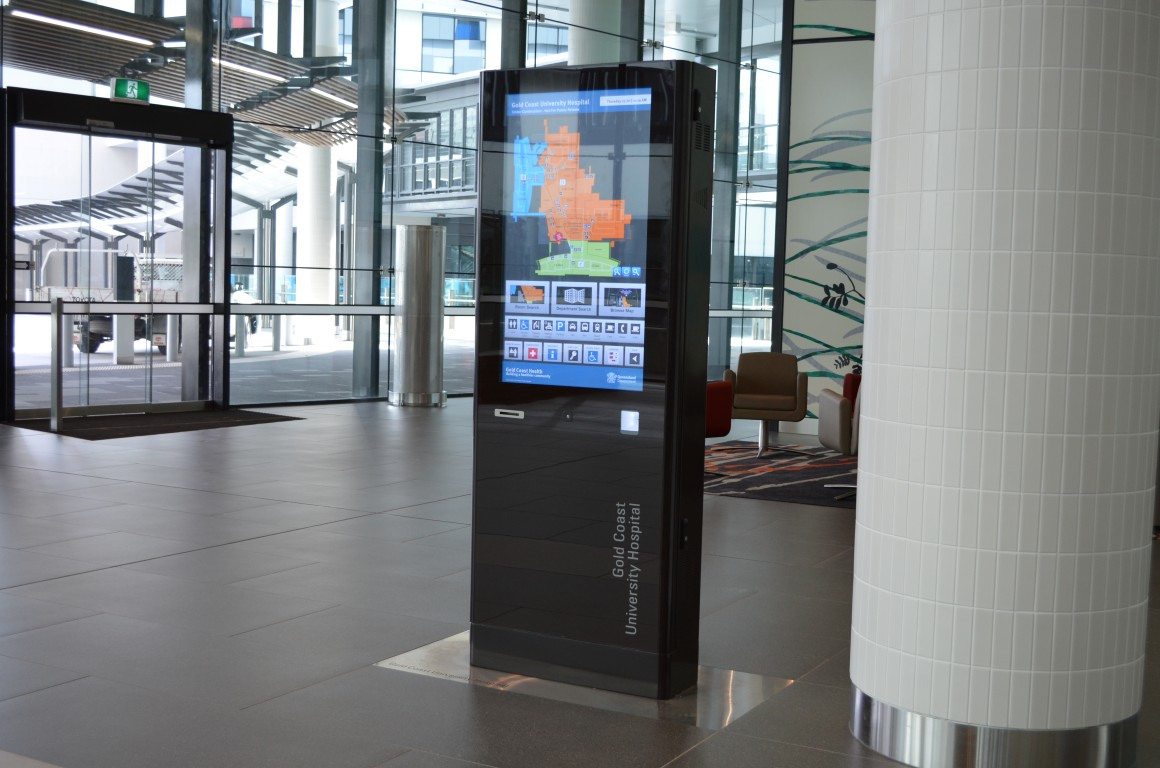 Digital Directories Digital Signage Touchscreen