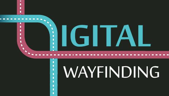 digital signage wayfinding