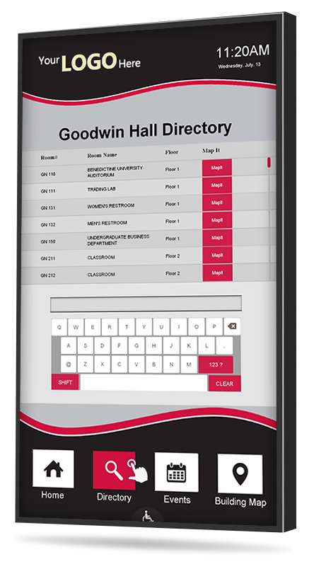 college digital directory