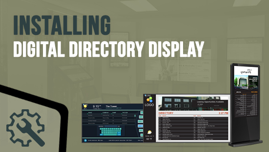 digital directory system